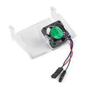 Official Raspberry Pi 4 Case Fan 4