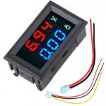 Digital Voltmeter 10A 2