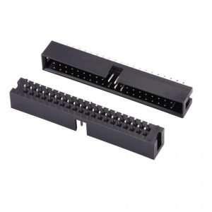 2.54mm DC3 40 Pin Straight Female IDC Socket 8