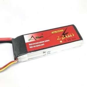 ABSD Lipo Battery - 2200mAh 11.1V for Quadcopter 2